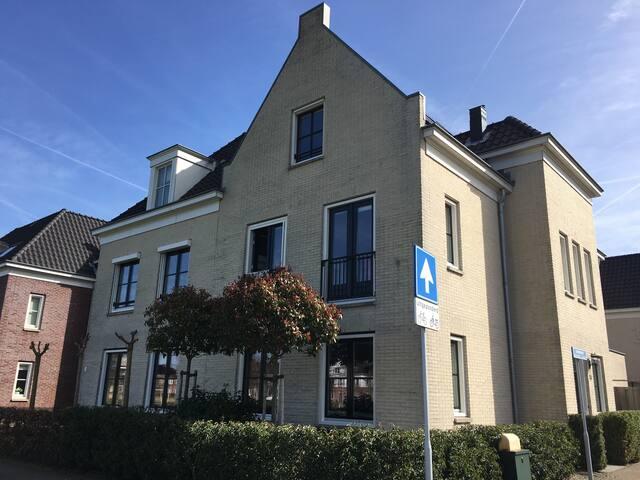 Nice spacious family house - Utrecht - House