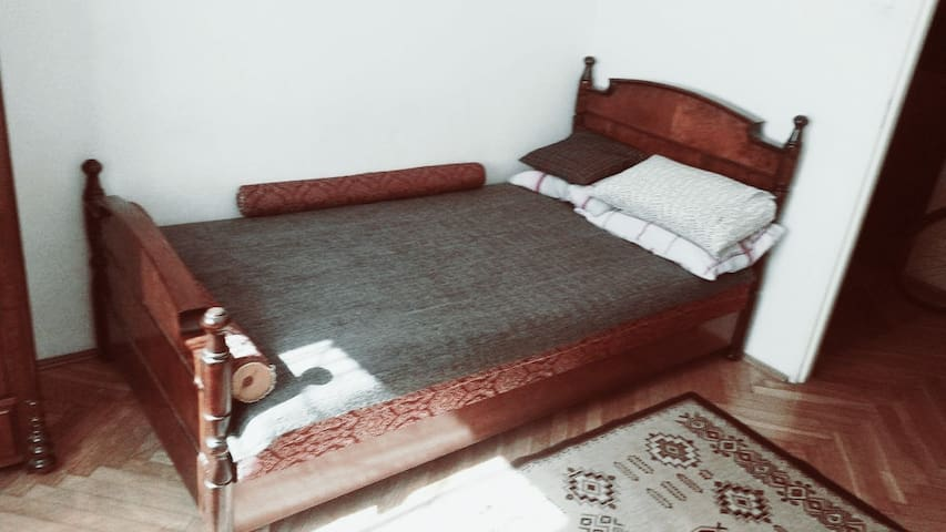 One cozy room close to the city center in Krakow - Kraków - Appartement