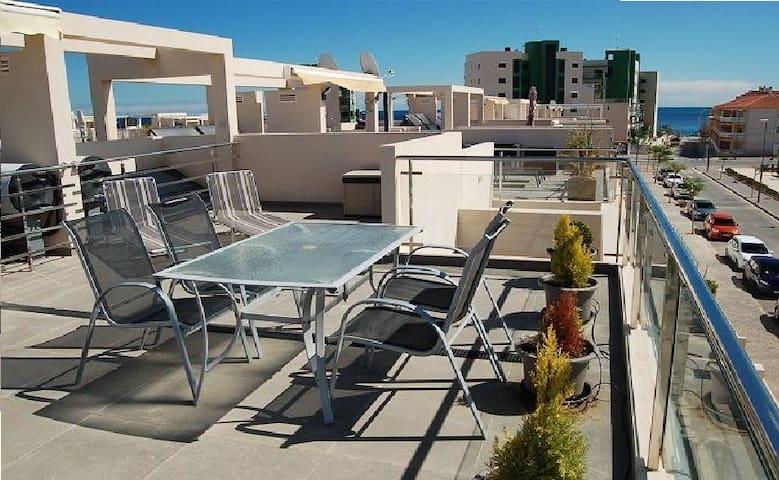 Modern Apartment on Spanish coast  Costa Blanca