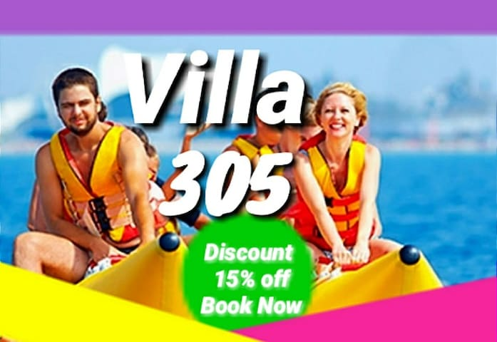 Villa 305(Men Room)Wynwood-Art District-Midtown