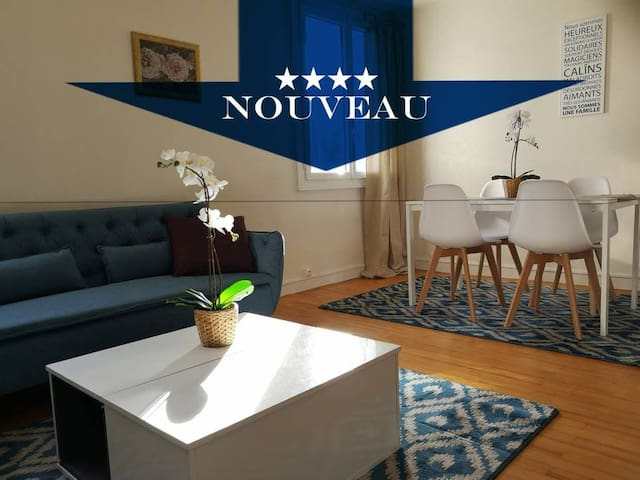 C9 BNB confort Residence Brest Center
