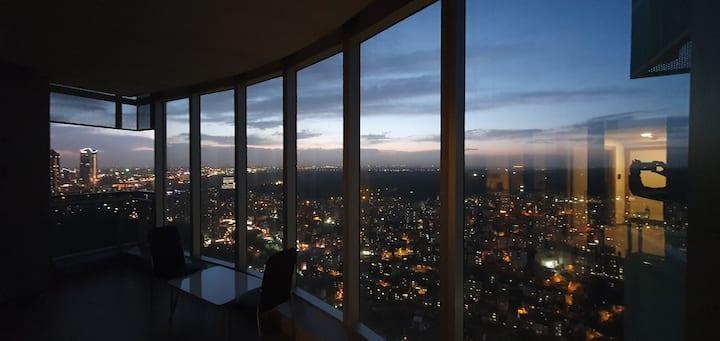 Maslak1453 Luxury 1+1 Residence with Amazing View