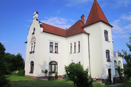 Villa Liduška, romantické ubytování - Bechyně - Villa