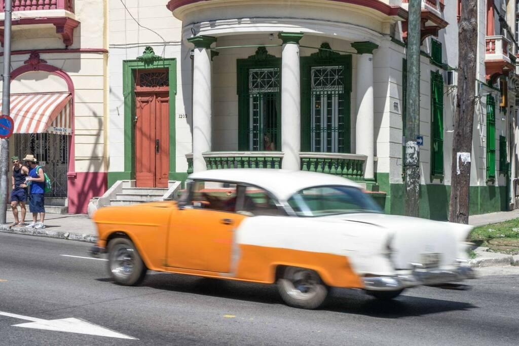 Casa Alma Mater | Vedado | Havana University