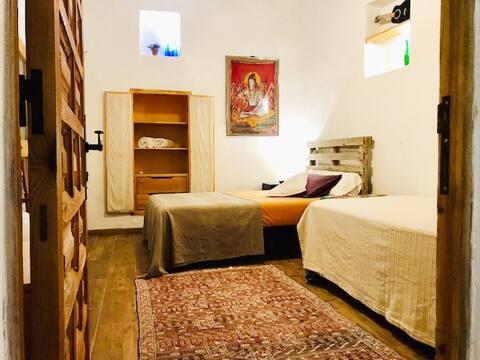 Double Room in Finca near Salinas
