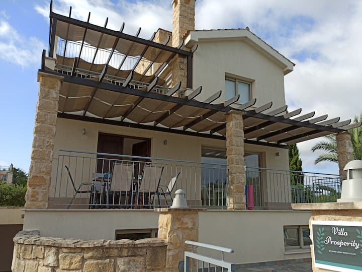 BF Limni Sandy Beach - Villa Prosperity
