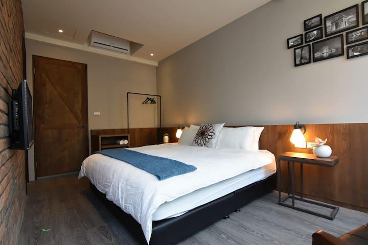 樸。貳街 Simple life Room 2F - West Central District - Ev