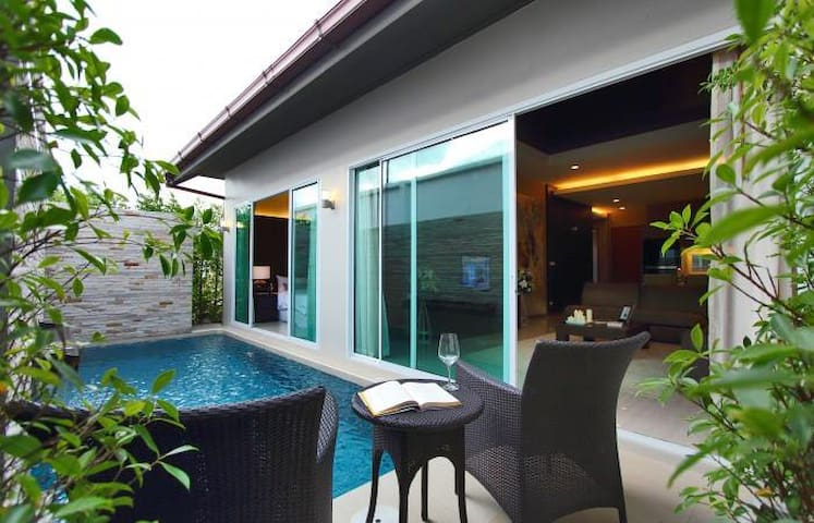 Private Pool Villa in Pattaya - Muang Pattaya - Villa