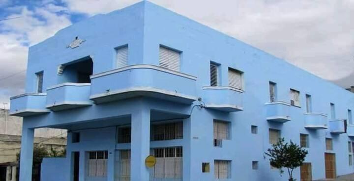 Hostal siete balcones