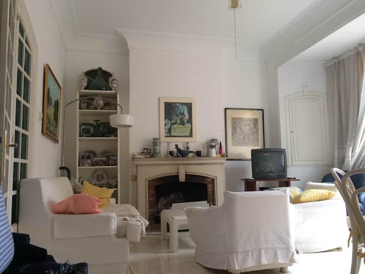 Apartamento con encanto a 2 minutos de la playa