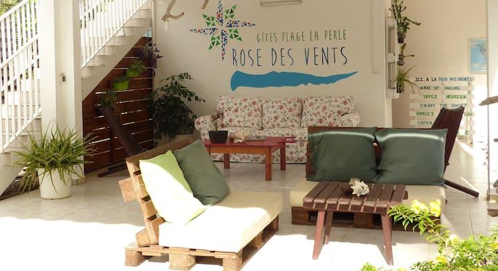 Studio Terrace - Rose des Vents