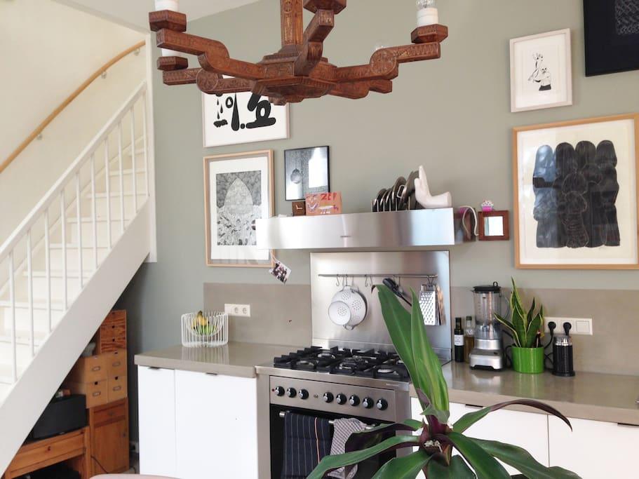 Kitchen / dining room, ground floor