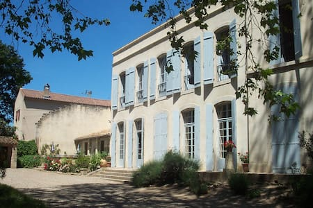 Gite au Chateau de Rouvignac - Cazouls-lès-Béziers - Huis