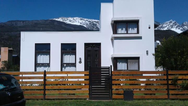 Una casa con vistas en El Bolsón