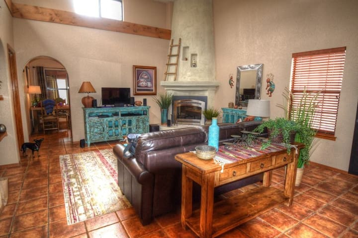 Darling Southwest style casita - Las Cruces - House