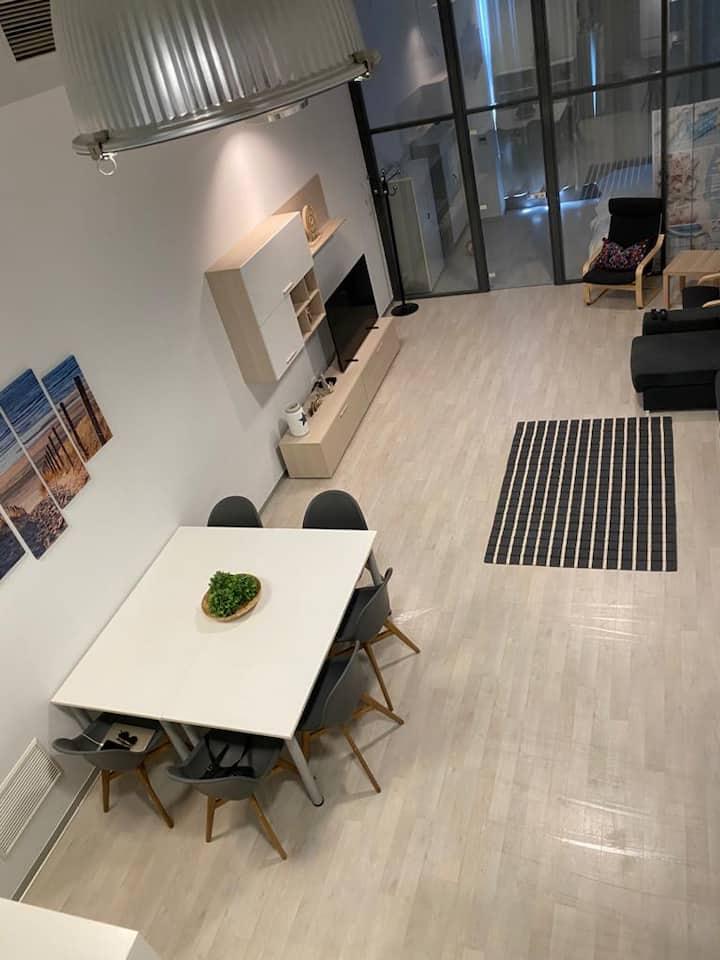 Nuevo y lujoso departamento en Valencia de 180m2,