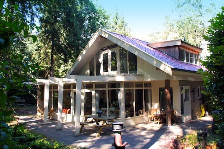 Luxury forest villa 'the Veenhof'