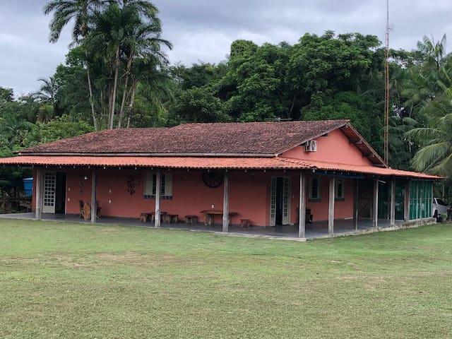 Sitio Vovô Antonio - Amazônia