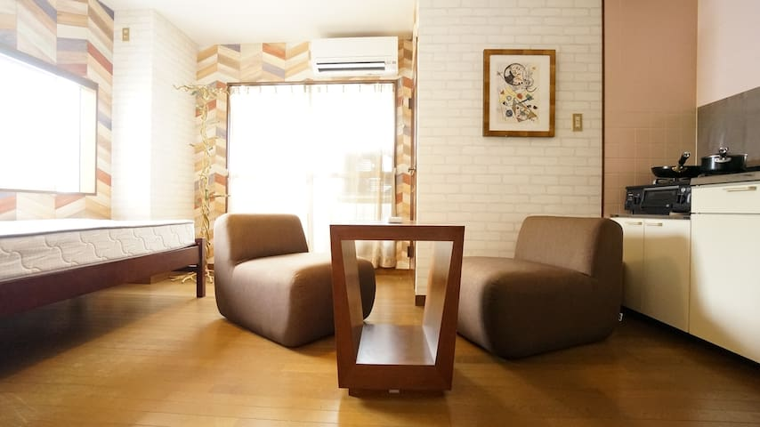 SATS[A] 3mins walk from JR Takayama Station