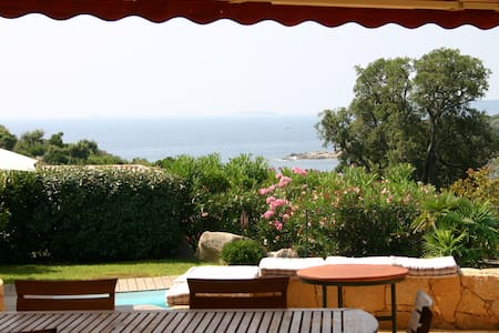 Beautiful home in Southern Corsica - Zonza