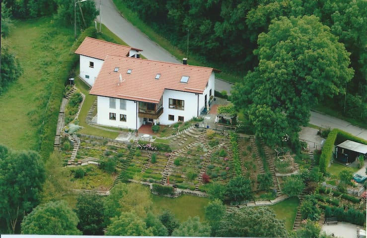 The Haven Studio in Ostallgäu, Frankenhofen