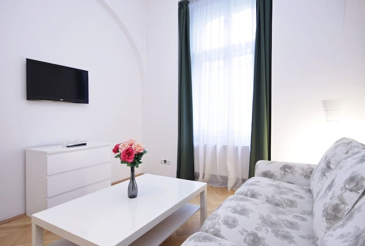 Cosy Old Town Square apartment - OTB12 1B