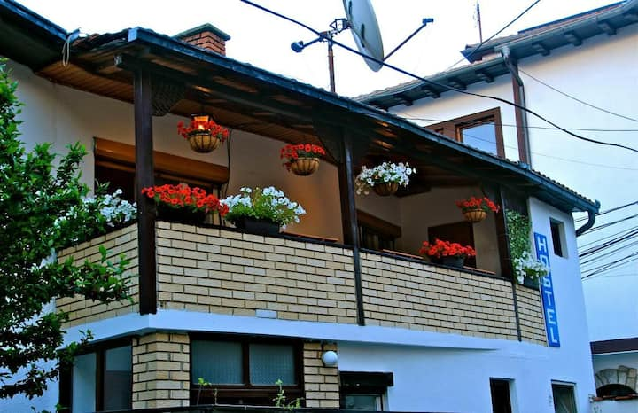 You need a Hostel ? Of course Bushati!