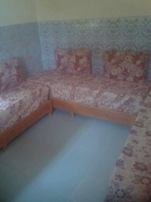 salon et chambre 2