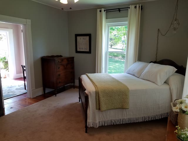 The Fordell Suite - Staunton - Hus