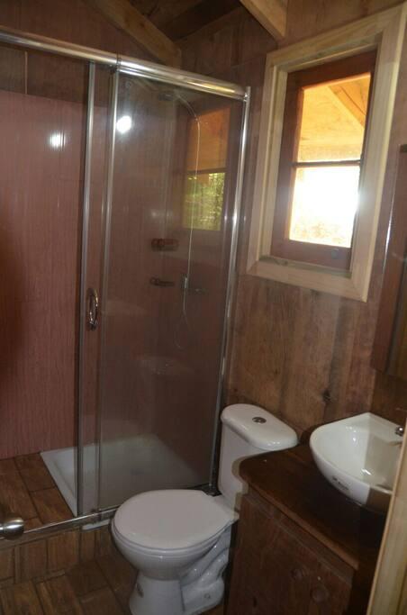 Baño segundo nivel