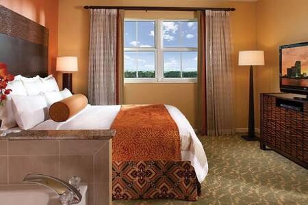 7 nights at Marriot Villas At Doral - Miami - Villa