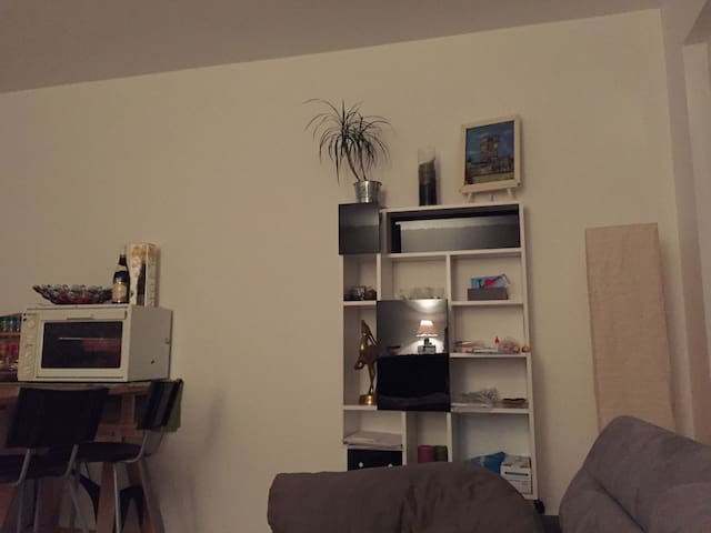 chambre dans appartement F3 tout neuf - Ollainville - Apartamento