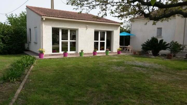 Guest House up to 4 people Ghisonaccia Beach 5km