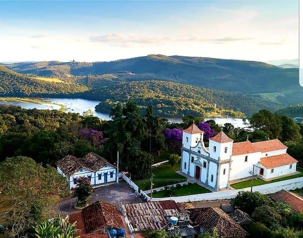 Acurui vilarejo bucólico e charmoso do século XVI.