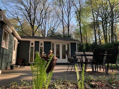 Heerlijk boshuis in Groesbeek met veel privacy