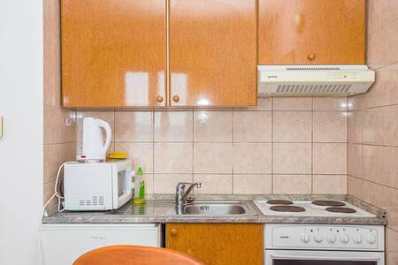Vila Bili / One bedroom 121 - Klek