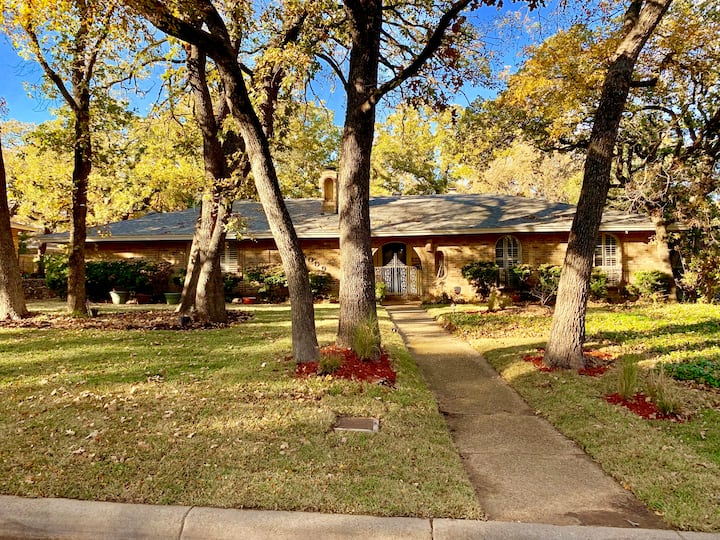 Beautiful home in central of Fort Worth