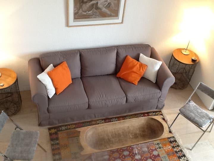 appart cosy au Cap d'Agde