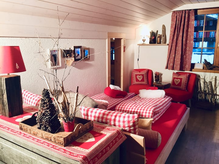 Apartment MÖNCH in the Heart of Grindelwald