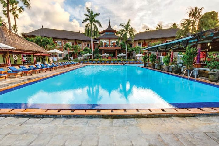 Jayakarta Bali Apartment 6536
