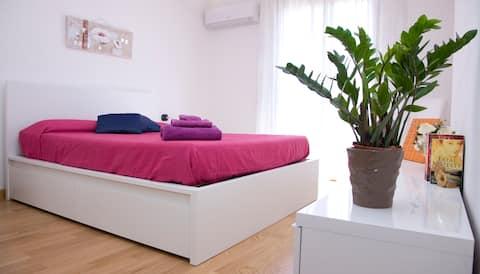 Appartamento Con Terrazza Vista Giardino