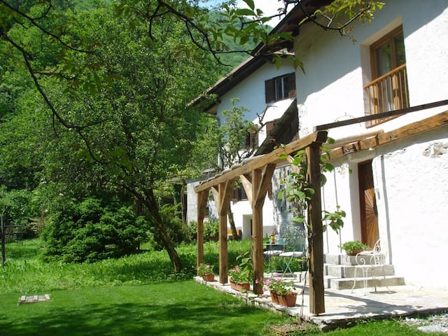 Beautiful renovated Barn  - Čiginj - Dom