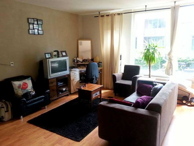 Private & Peaceful One-Bedroom Apartment - Groningen