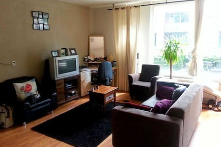Private & Peaceful One-Bedroom Apartment - Groningen - 아파트