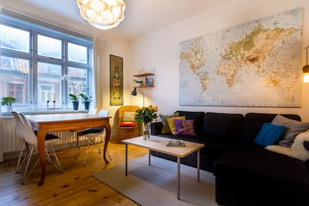Two room apartment in the center - Aarhus