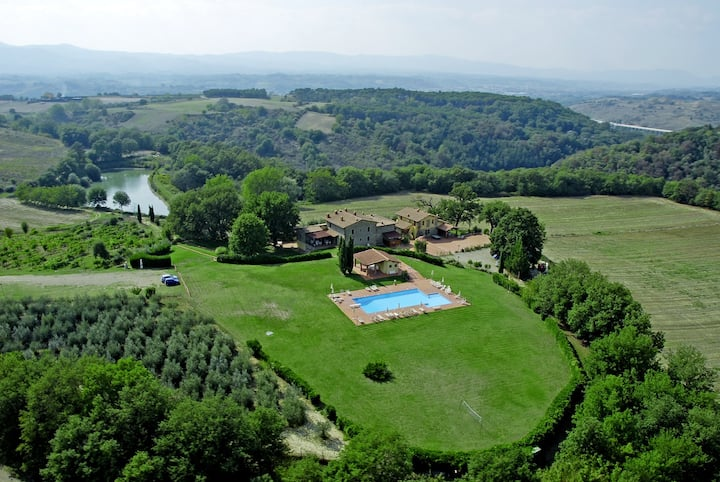 House Firenze in tuscany hills