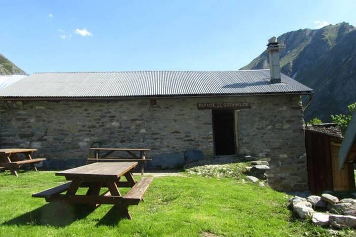 Refuge de montagne en dortoir 3pers - Saint Martin de Belleville - Xalet