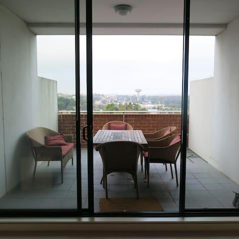 Master room in luxury apartment - Волли-Крик - Квартира
