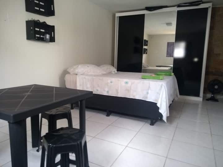 Ponta Negra - Natal - RN - Suíte 104