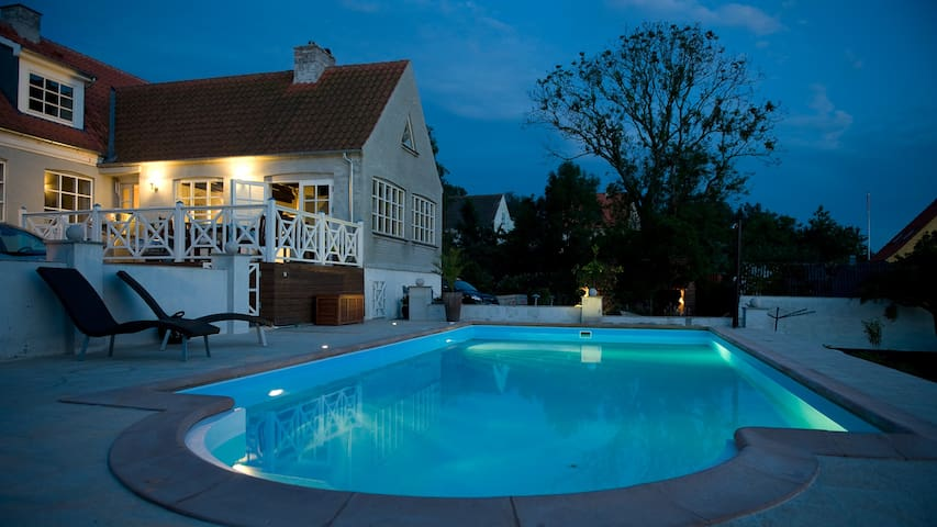 Luksus Villa med svimmingpool